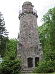 Wieża Bismarcka w Ostródzie