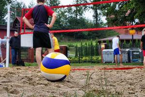 Zapraszamy na turniej siatkówki plażowej
