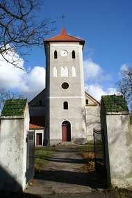 Kościół w Lamkowie