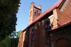 Cerkiew prawosławna w Korszach