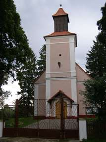Kościół w Wilamowie pw. Matki Boskiej Częstochowskiej