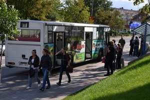 1 listopada pojedziemy autobusem za darmo