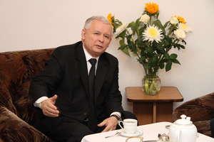 Wyniki sondy: Jarosław Kaczyński - Polacy chcą być w Unii