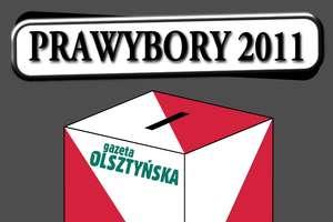 W Bisztynku na czele wciąż Agnieszka Kobryń lecz jej przewaga stopniała