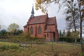 Kościół pw.  Wniebowzięcia Najświętszej Marii Panny w Samolubiu