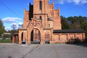 Kościół pw. św. Jana Nepomucena w Wielbarku