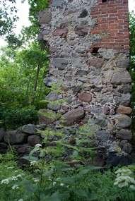 Ruiny zamku w Szestnie