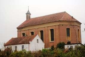Kościół Św. Stanisława Biskupa i Męczennika i Św. Katarzyny we Franknowie