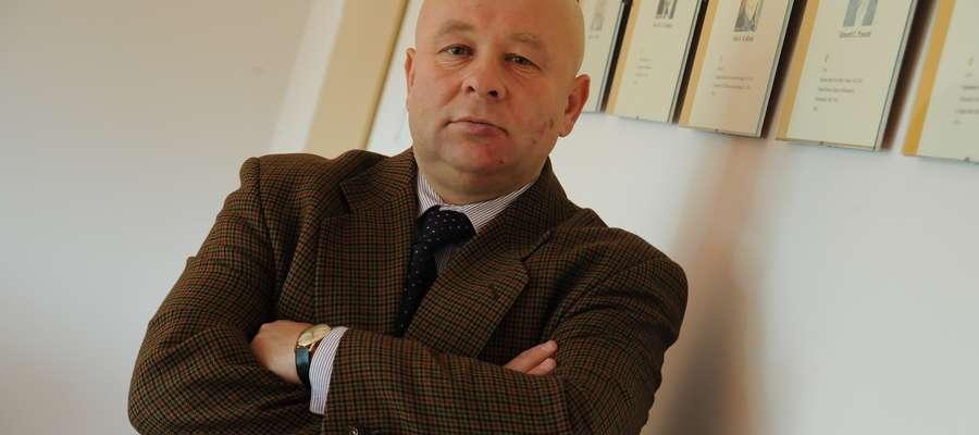 Profesor Andrzej Buszko: Te dane pokazują innym, że na Warmii i Mazurach również można dobrze zarobić