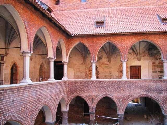 Lidzbark Warmiński, zamek biskupów warmińskich - full image