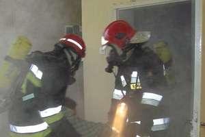 Z notesu strażaka