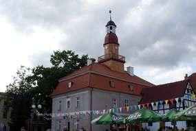 Ratusz z XVII wieku w Srokowie
