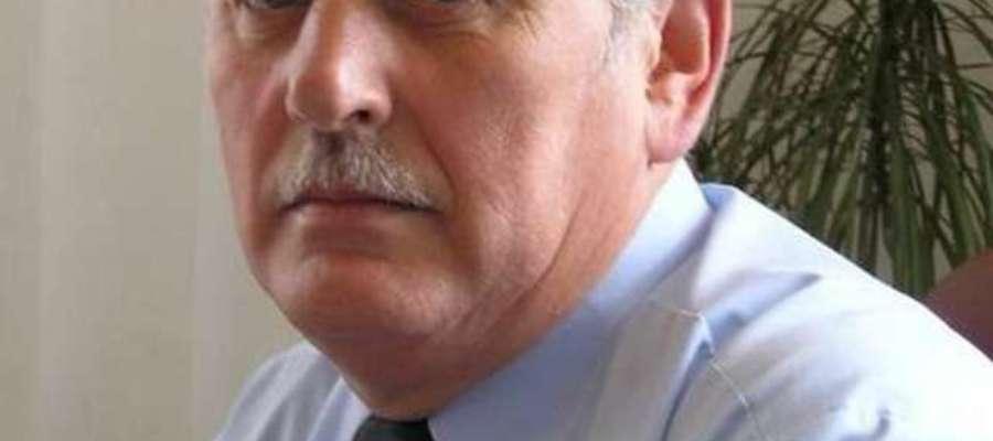 Bernard Mius, burmistrz miasta i gminy Pasym