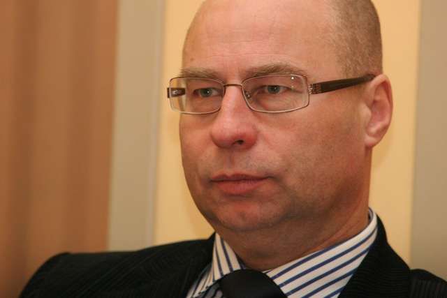 Prof. Szczepan Figiel - full image
