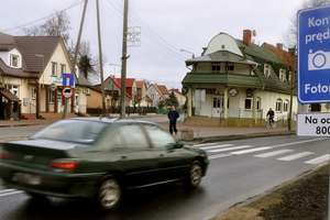 Rusza odcinkowy pomiar prędkości. Bramki staną pod Olsztynem i Mrągowem