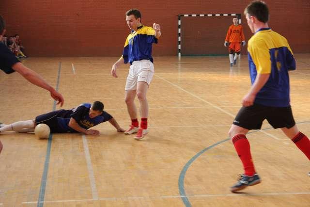 Ukraińscy futboliści na start - full image