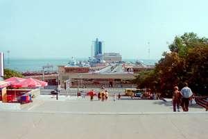 Odessa Potiomkina: najsłynniejsze schody Europy