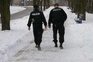 """Policjanci rozpoczynają akcję """"Bezpieczne Ferie 2014"""""""
