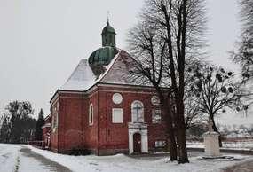 Sanktuarium Świętego Krzyża w Braniewie