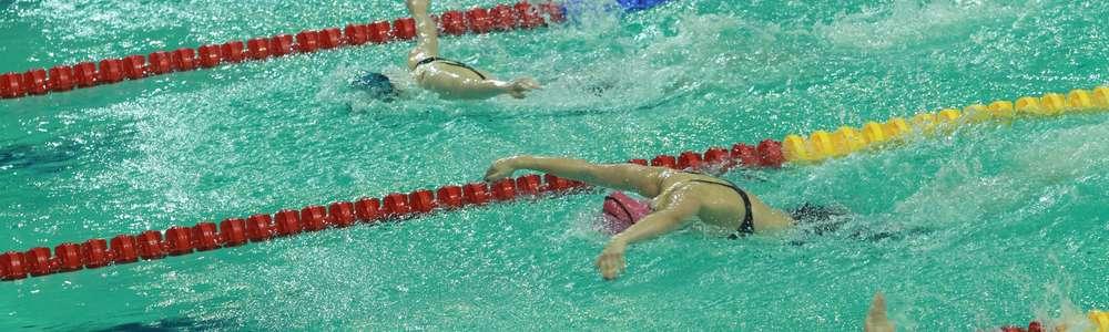 Pływanie z płetwą w Olsztynie