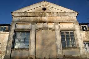 Dwór z XIX wieku w Gąsiorówku