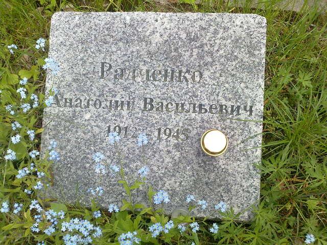 Olsztyn: radziecki cmentarz wojenny na Szarych Szeregów - full image