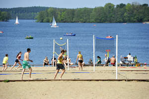 Wiemy, gdzie w Olsztynie będzie można iść na plażę