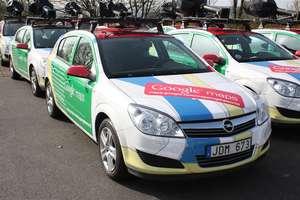 Google zrobi zdjęcia w Olsztynie i Elblągu
