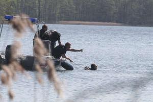36-latek z Warszawy utonął na jeziorze Bełdany