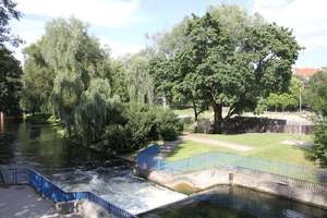 Park Podzamcze ma być gotowy jesienią 2014 roku
