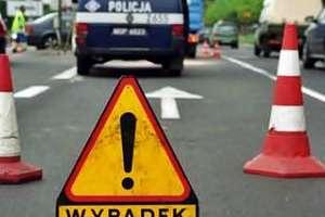 Wypadek na Armii Krajowej w Biskupcu. 16-letni motorowerzysta w szpitalu