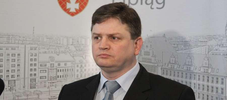 Mimo rozwiązania umowy o pracę Mirosław Gorbaczewski tymczasowo będzie dyrektorem szpitala