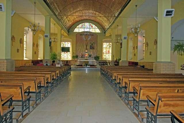 Kościół Św. Andrzeja Boboli w Białej Piskiej - full image