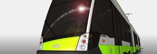 Takie tramwaje trafią do Olsztyna