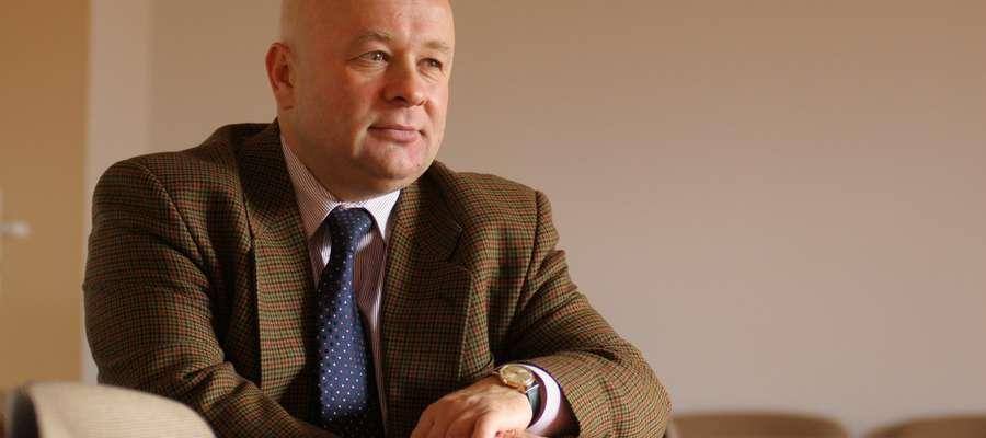 Prof. Andrzej Buszko, ekonomista z UWM