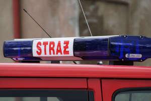 Wyciek gazu w Działdowie. Strażacy ewakuowali 94 osoby