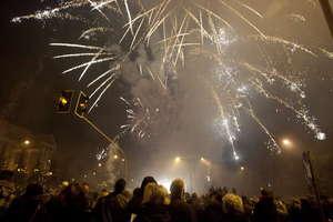 Tańce do rana albo... planszówki. Mieszkańcy Olsztyna wspominają zabawy noworoczne