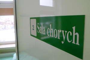 Masowe zatrucie w szpitalach w Biskupcu i Barczewie