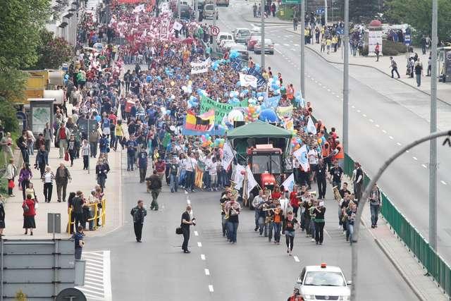 Kortowiada 2013: Parada studentów zablokuje miasto - full image
