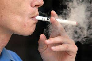 Zakazane palenie e-papierosów w miejscach publicznych
