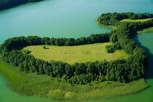 Półwysep Lalka - tańszy kawałek Łańska
