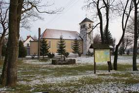 Kościół Matki Bożej Różańcowej w Pieckach