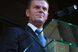 Premier Donald Tusk odwiedzi jutro Bartoszyce