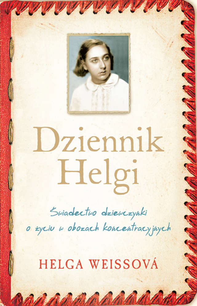 Dziennik Helgi. Komu książkę? - full image