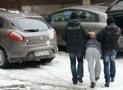 26-letni Artur W. jest podejrzany o napad na pracownika pizzerii