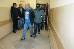 Podczas dynamicznego zatrzymania policjanci obezwładnili czterech kluczowych członków grupy