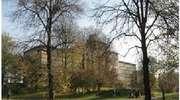 Budynek przedwojennej Jahnschule, obecnie gimnazjum nr 5 w Elblągu