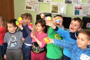 Plastyczne warsztaty tradycji Wielkanocnych
