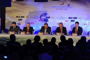 Konferencja prasowa przed MŚ w siatkówce plażowej