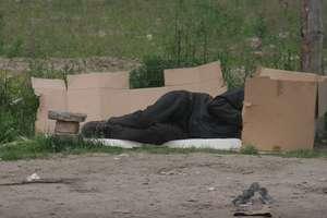 Bezdomni nie są zostawieni sami sobie